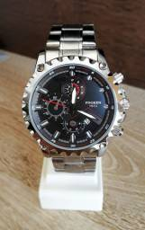 Relógio quartz de ótima qualidade!