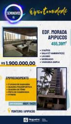 Título do anúncio: (***GV***)ALto PAdão em Monteiro! Zona Norte