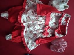 Roupa bebê menina