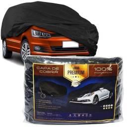 Capa em couro ecológico  para carro