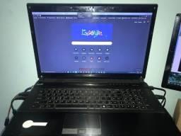Tenho pressa! Notebook gamer com gtx de 4gb