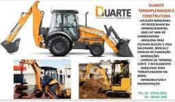 Título do anúncio: Construtora Terraplanagem e Locação.