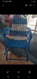 Cadeira de balaço  pequena