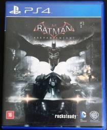 Jogo Batman Arkhan Knight Playstation 4