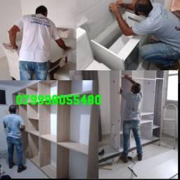 MONTADOR DE MÓVEIS MONTADOR DE MÓVEIS   desmontagem e instalações