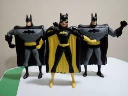 Batman & Bartgirl - Faço ML - McDonalds.