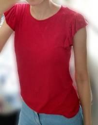 Título do anúncio: Blusa Vermelha