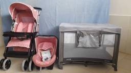 Objetos para bebê