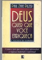 olx0091 livro - deus quer que você enriqueça