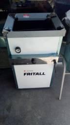 Título do anúncio: Fritadeira a gás * Água e óleo 30 lt alta pressão