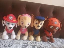 Coleção patrulha canina originais