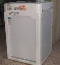 Máquina de lavar Zero na embalagem