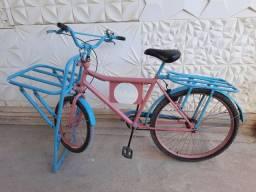 Bicicleta de carga (aceito cartão)