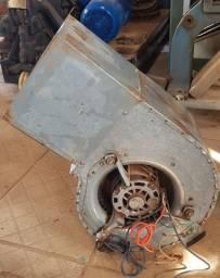 Exaustor caracol Turbina industrial