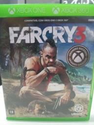 Jogo Farcry 3 Original para Xbox 360 compatível com Xbox One