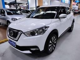 Nissan kicks SL 1.6 Flex Branco Perolizado 2016