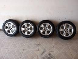Rodas Corolla 2010