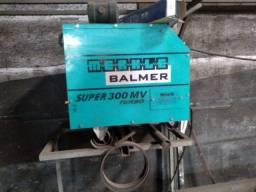 Maquina de solda Balmer- semi-nova.