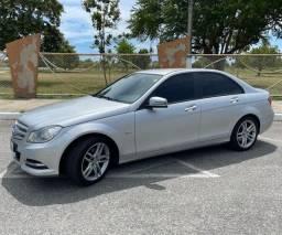 Mercedes C180 2012/2012 Vendo Troco