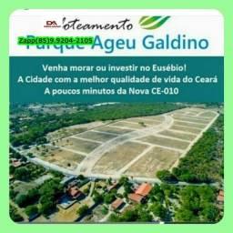 Título do anúncio: Loteamento - Parque Ageu Galdino -!!@!
