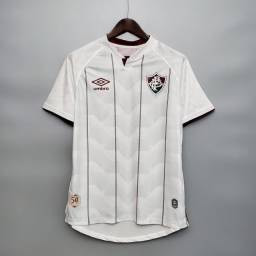 Camisa do Fluminense Branca II 2020 Umbro