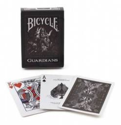 Baralho Bicycle Guardians - Theory11 Ilusionista