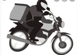 Precisa de motoboy para Laranjeiras