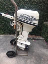 Título do anúncio: Motor Johnson 15 HP