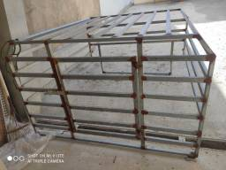 Gaiola pra transportes de caneiro ,bodes, cavas e ovelhas