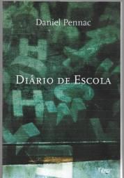 olx0094 livro diário de escola - daniel pennac