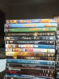 Pack Filmes DVD originais por 150 reais
