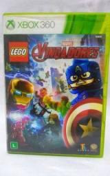 Lego Vingadores.