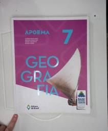 Livro Geografia - Apoema - 7° ano - Editora Brasil