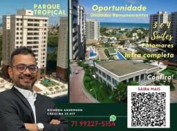 Título do anúncio: Parque Tropical | 2 Vagas | 3 suítes | Patamares | Melhor empreendimento | Oportunidade