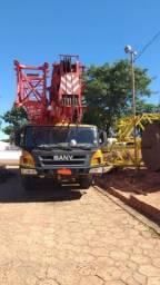 Guindaste sany etc 800  70 toneladas