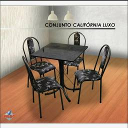 4CDs Califórnia luxo