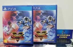 Street Fighter Champion Edition Jogo PS4