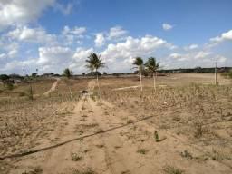 Terreno para construção de chácaras em Puxinana-PB