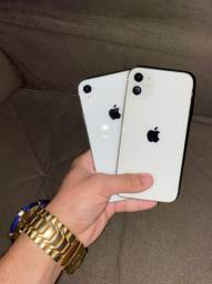 Vendo 2 iPhones semi novos