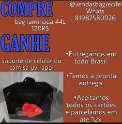 Título do anúncio: bag novas envio p todo brasil + brinde
