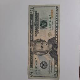 Estados Unidos - Cédula De 20 Dólares - 2.009 - J10
