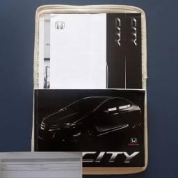 Manual do Honda City 2009 - Completo