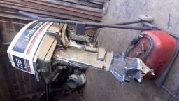 Motor de barco / 25 hp  / johnson