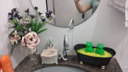 Kit banheiro 3 peças R$45