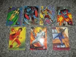 Marvel Cards - Universe 1994 e 95' Fleer Ultra