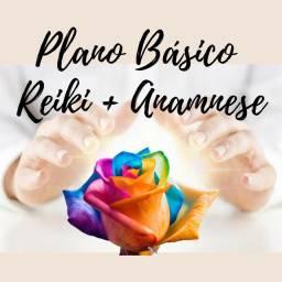 Plano Básico (4 Seções): Reiki + Anamnese