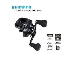 Nova Carretilha Shimano® Exsence Dc Ss Hg 7.4:1 Md:2020- Esq