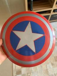 Escudo capitão america usado