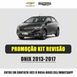 Kit Promoção Revisão Onix Boaterra Veiculos