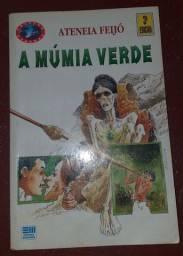Livro A múmia Verde R$ 19,99
